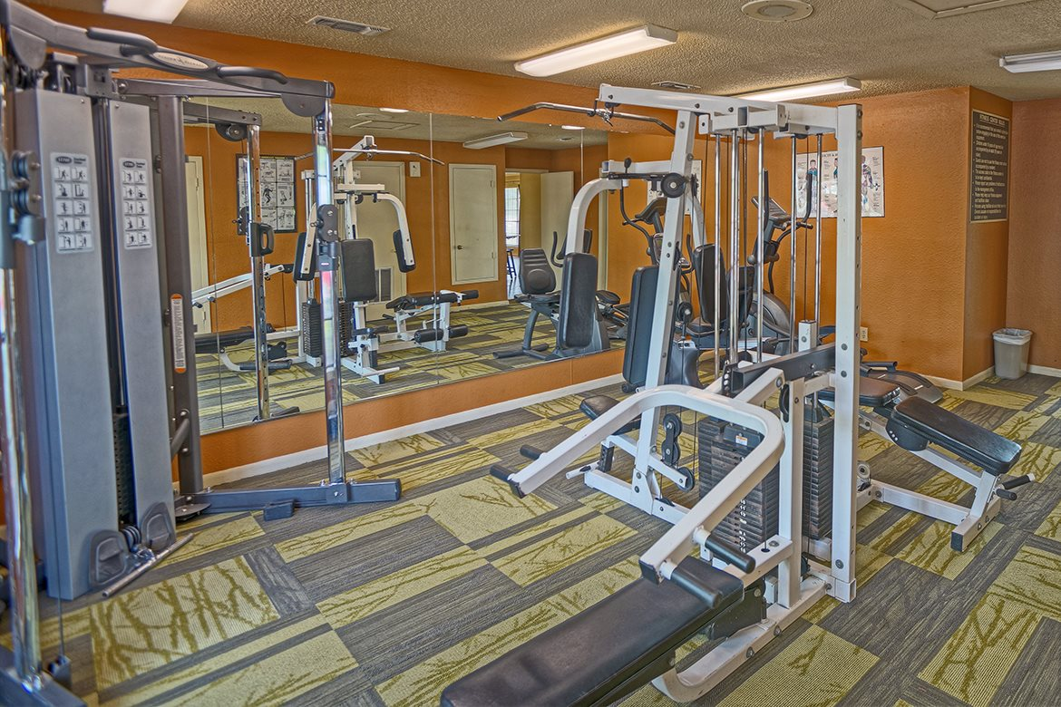 Fitness at Listing #141298