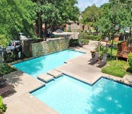 Pool at Listing #137085