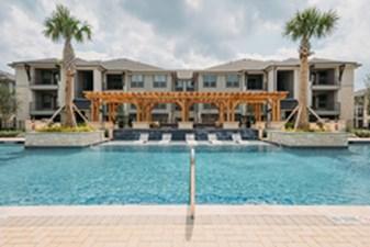Pool at Listing #296338