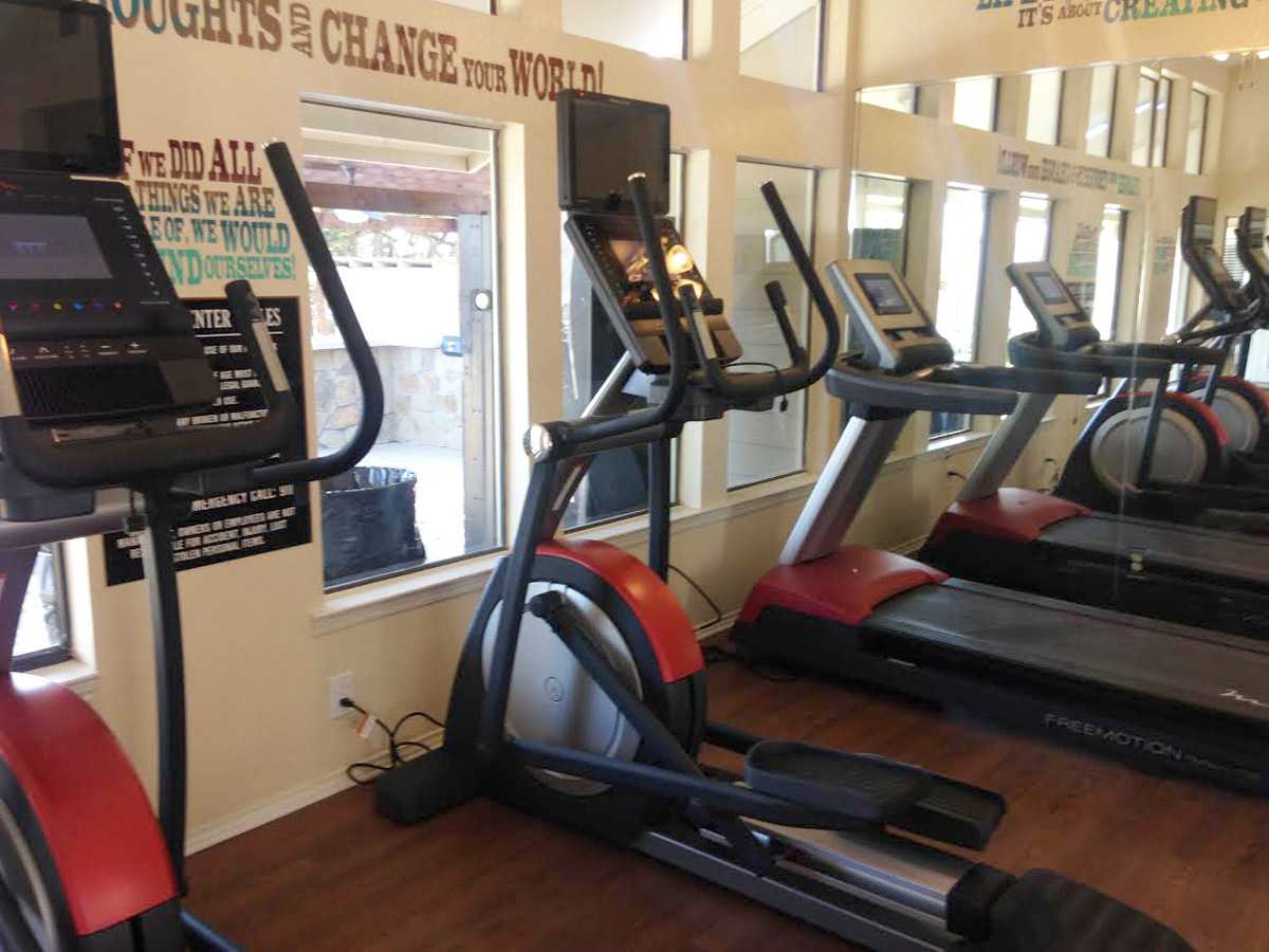 Fitness at Listing #136988