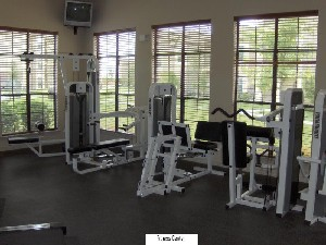 Fitness Center at Listing #144966