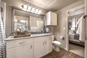 Bathroom at Listing #137897