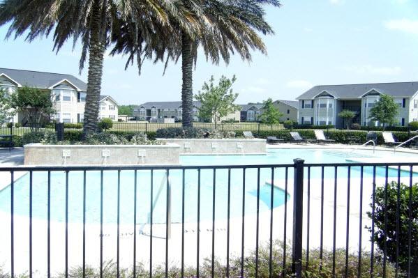 Pool at Listing #140130
