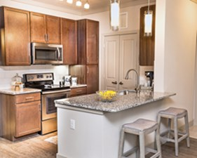 Kitchen at Listing #276925