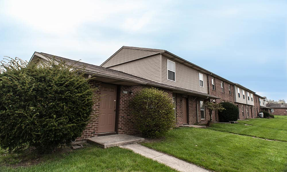 Exterior at Listing #135865