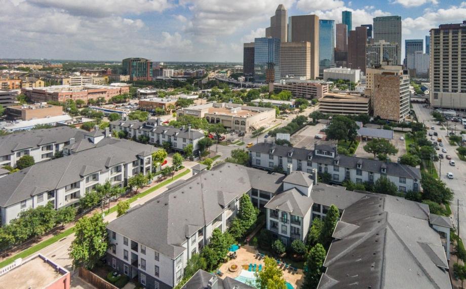 Camden Midtown Apartments Houston, TX