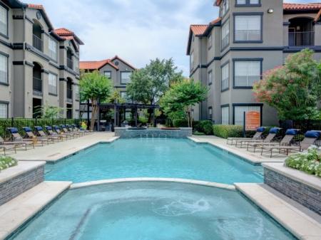 Pool at Listing #138842