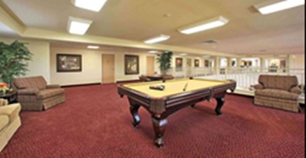 Gameroom at Listing #232391