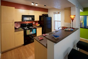 Kitchen at Listing #135879