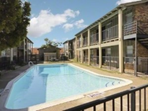 Pool at Listing #136915