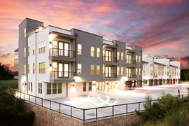 Magnolia at Mistletoe Heights Apartments Fort Worth TX