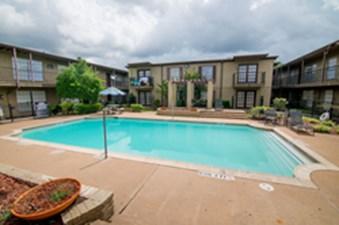 Pool at Listing #138834