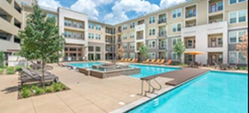 Pool at Listing #248796