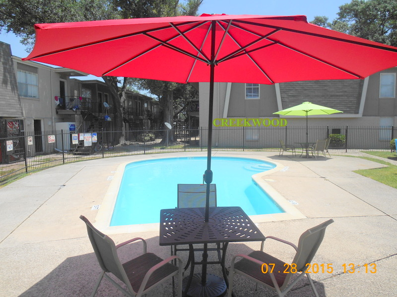 Pool at Listing #138720