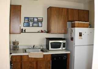 Kitchen at Listing #143932