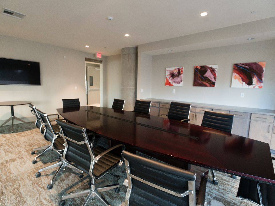 Conference Room at Listing #279809