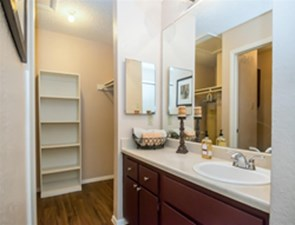 Bathroom at Listing #140501