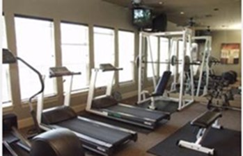 Fitness Center at Listing #139378