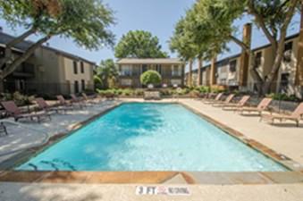 Pool at Listing #136375