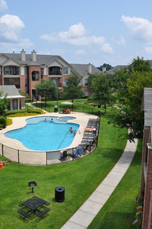 Pool at Listing #138675