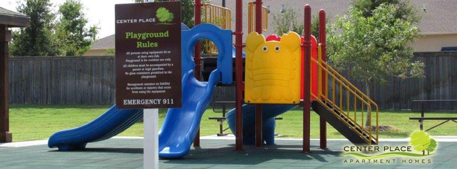 Playground at Listing #136705