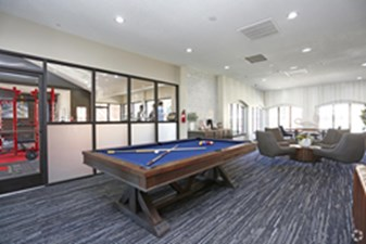 Gameroom at Listing #135854