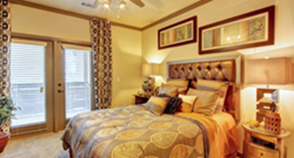 Bedroom at Listing #153286