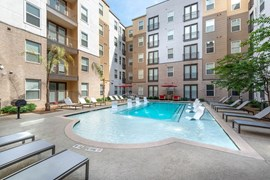 Campus Vue Apartments Houston TX