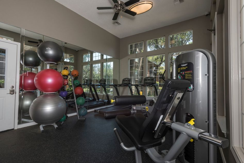 Fitness at Listing #136911