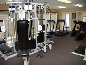 Fitness Center at Listing #139023