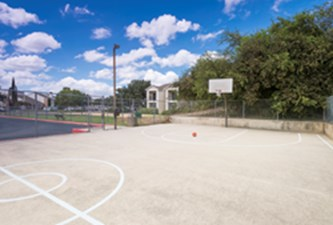 Basketball at Listing #141109