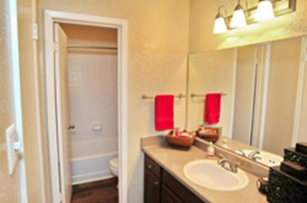 Bathroom at Listing #140518