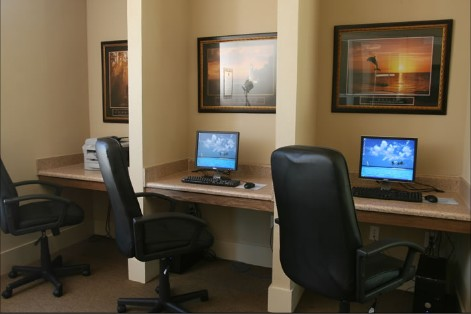 Computer Area at Listing #144910