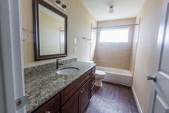 Bathroom at Listing #260067