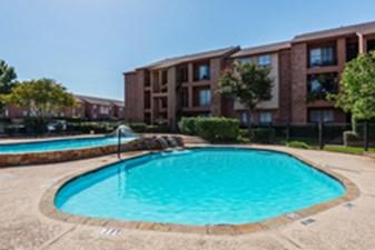 Pool at Listing #135646