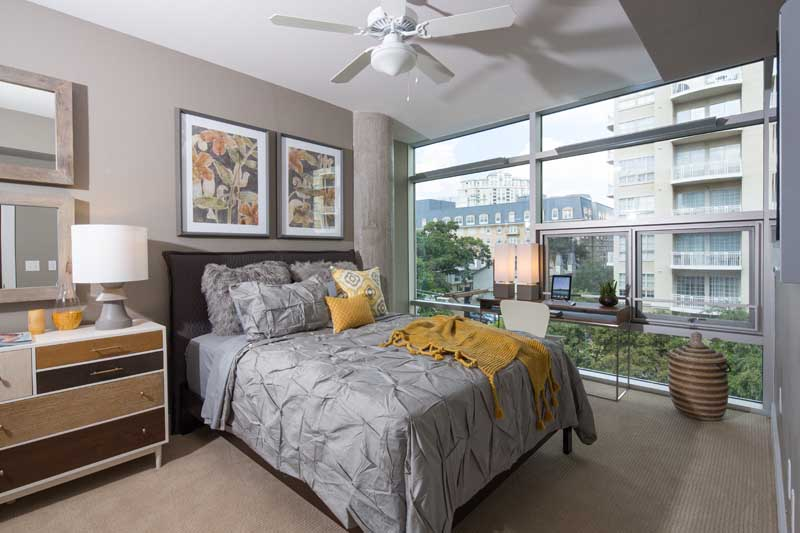 Bedroom at Listing #245248