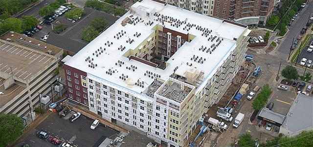 Aerial View at Listing #149408