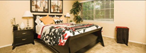 Bedroom at Listing #135623