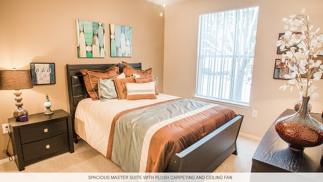 Bedroom at Listing #137727