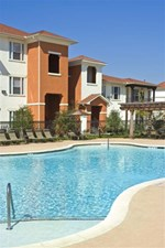 Pool at Listing #144687