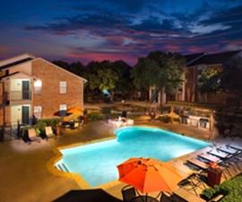 Pool at Listing #135950