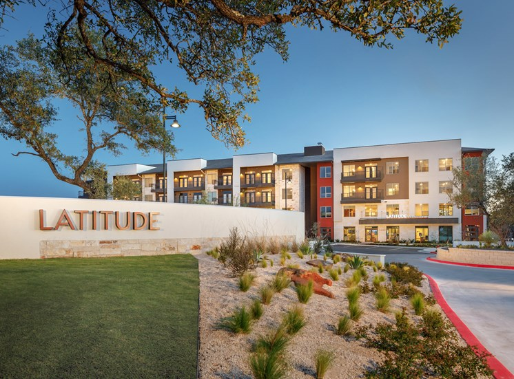 Latitude at Presidio Apartments Cedar Park TX