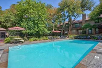 Pool at Listing #135838