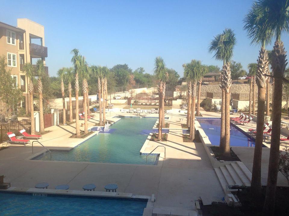 Pool at Listing #280509