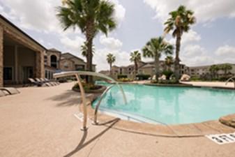 Pool at Listing #140129