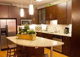 Kitchen at Listing #146265
