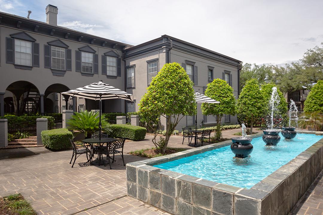 Pool at Listing #138820