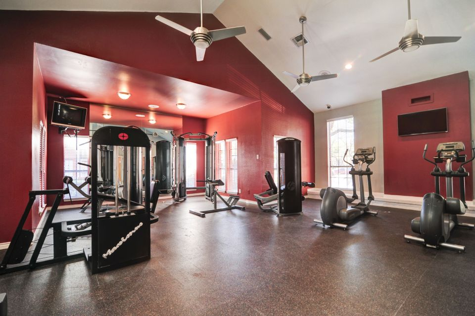 Fitness at Listing #210829