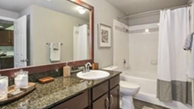 Bathroom at Listing #136690
