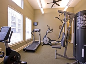 Fitness Center at Listing #149023